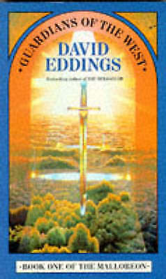 Guardians of the West (The Malloreon), Eddings, David, Used; Very Good Book