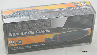 Black Ridge 6mm Air Die Grinder 340370