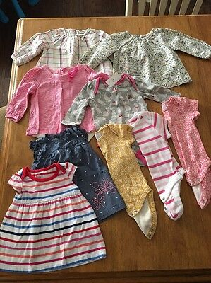 Lot Clothes Baby Gap Boden Tops 0-6 Month NWT/Perfect Condition