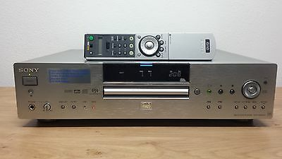 Sony DVP-NS900V QS SILVER High-End CD/DVD/Multi-Channel SACD Player