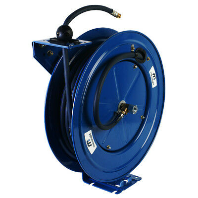 Macnaught Single Pedestal Oil Reel - 12mm x 20m MOS1220-01