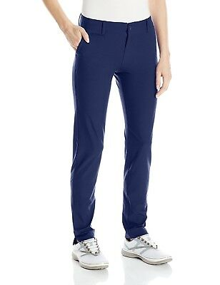 (6, Academy/True Gray Heather) - Under Armour Women's Links Pants. Shipping Incl