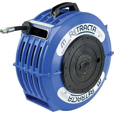 Macnaught Medium Pressure Oil Hose Reel - 12.5mm x 10m OMP2121