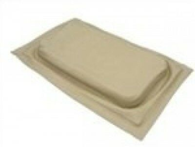 EZGO TXT Golf Cart TAN Replacement Bottom Seat Cover 1994 & Up. Free Delivery