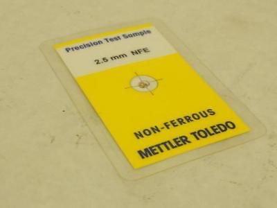 155756 New-No Box, Mettler-Toledo TC10250NF Metal Detector Card, 2.5mm