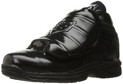 (15 D(M) US, Black/Black) - New Balance Men's MU460V3 Baseball Shoes. Shipping i