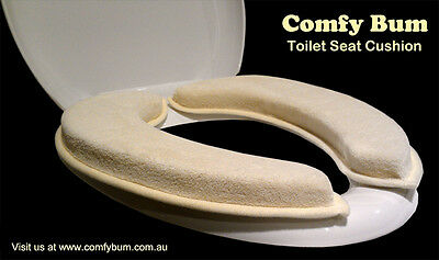 Reusable Toilet seat cushion