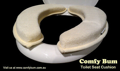 Washable Toilet seat cushion