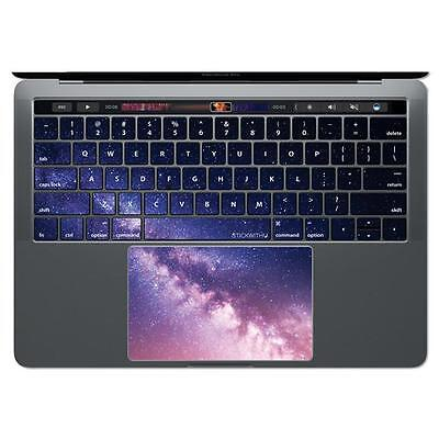 MacBook Keyboard Sticker Galaxy KeyPad Skin Decal Air Pro Night Sky Star FSM017