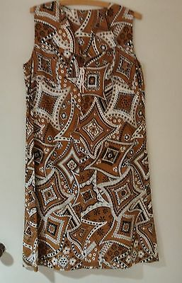 Authentic vintage 60's paisley summer dress (In unworn condition!)