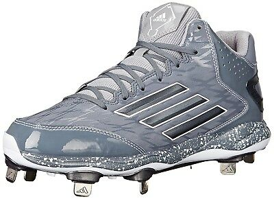 (10 D(M) US, Onix/Carbon Metallic/Clear Onix) - Adidas Performance Men's PowerAl