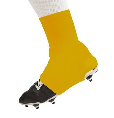 (X-Large (Shoe Size 14-17), Gold) - TDI Razur Spat Wrap (Cleat Cover). Brand New