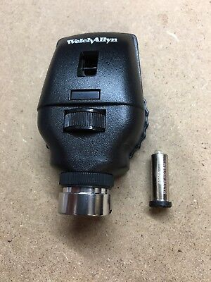 NEW WELCH ALLYN 3.5V #11710 STANDARD OPHTHALMOSCOPE-- with New bulb Brand new