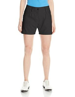 (10, Black) - Puma Golf Women's Short Shorts. Free Delivery