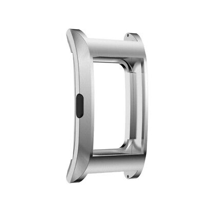 (Silver) - For Fitbit Charge 2 , Lucoo Slim Designer New Fashion Sports Stainles