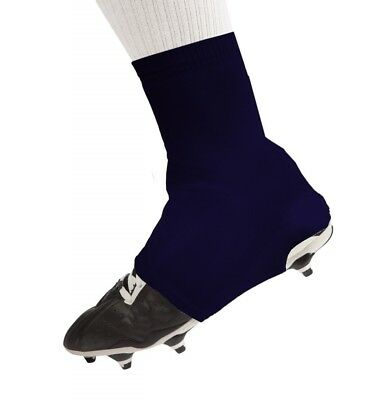 (Large (Shoe Size: 9-13), Navy) - TDI Razur Spat Wrap (Cleat Cover). Shipping In