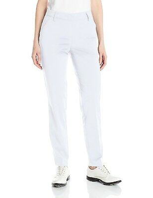 (10, Bright White) - Puma Golf Women's Pounce US Pants. Free Delivery