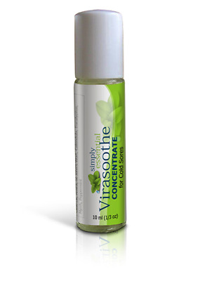 Cold Sore Treatment VIRASOOTHE CONCENTRATE fast acting & preventative remedy