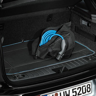BMW i3 i8 ELECTRIC CAR CHARGING CABLE STORAGE BAG 51472348065