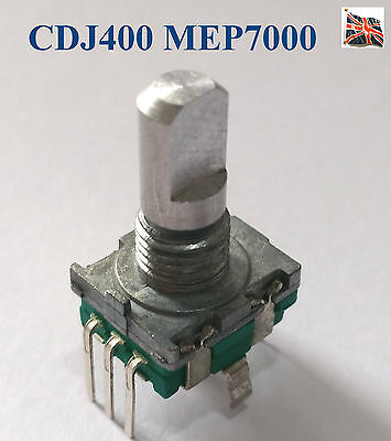 DSX1056 dial Select/Push Replacement rotary encoder for Pioneer CDJ400 MEP7000