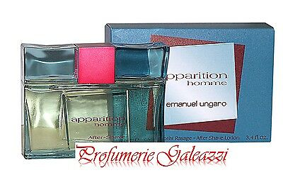 EMANUEL UNGARO APPARITION HOMME AFTER SHAVE LOTION - 100 ml