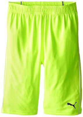 (Big Boys, Small, Acid Yellow) - PUMA Boys' Pure Core Short. Free Delivery
