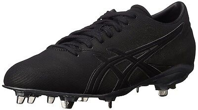 (7.5 D(M) US, Black/Black) - ASICS Men's Crossvictor LT Baseball Shoe. Brand New