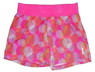(Large) - Reebok Big Girls' Running Shorts. Delivery is Free