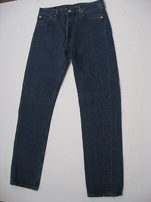 Vintage Levi's 501 Jeans USA MADE Tag Size 35 X 36