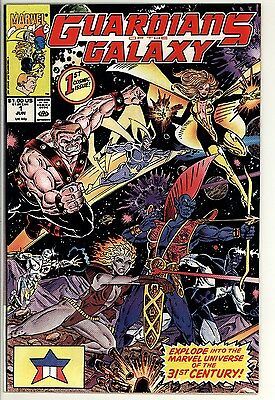 Guardians of the Galaxy 1 - Copper Age Series - High Grade 9.2 NM-