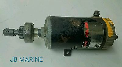 Chrysler Force 55hp 65hp Starter Motor Electric Start 1977-81 Used Quality Parts