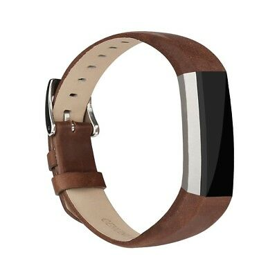 (Coffee Brown) - AK Bands for Fitbit Alta / Fitbit Alta HR 2017, Adjustable Comf