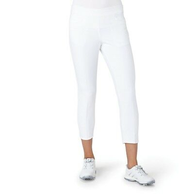 (X-Small, White) - adidas Golf Women's Ultimate Adistar Ankle Pants. Brand New