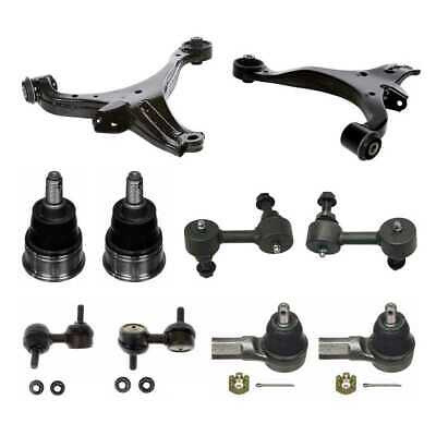 10 Piece Suspension Package for 2001 2002 2003 2004 2005 Honda Civic Sedan Coupe