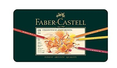 Faber-Castell Polychromos Colour Pencils Tin Of 120