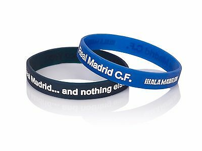 Real Madrid Bracelet Silicone Model Aleatoire Idée Cadeau Champion Club Football