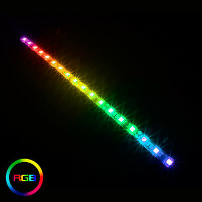 Game Max RGB Magnetic 18 x LED, 30cm Strip Light, 16.8 Million Colours, Flexible