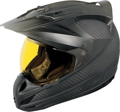 Icon Variant Ghost Carbon Full Face Powersports Motorcycle Helmet