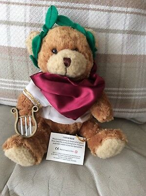 Teddy Bear Collection Caesar  with tag