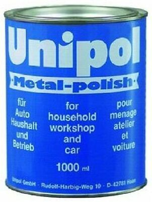 1Liter Unipol Metal Polish in the Container