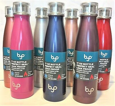 BYO Vaccuum Insulated Bottle 500ml Stainless Steel. BYO / BRING YOUR OWN