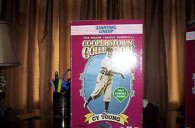Hess Like, Cooperstown Collection, Cy Young Poseable Figure, Fantastic