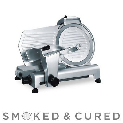 Semi Automatic 8 Inch Slicer - Electric Bacon Slicer - Meat Slicer