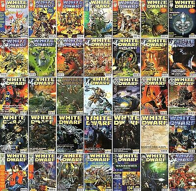 Selection: White Dwarf - expenditure Nr.61-120-Games Workshop