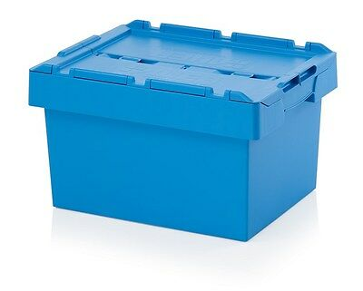 Reusable Containers 60x40x34 Storage Box Stacking Crates campingbox Camping Box
