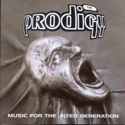 Prodigy - More Music for the Jilted Generation [New Vinyl LP] UK - Import