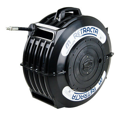 Macnaught RETRACTA High Pressure Grease Hose Reel - 6mm x 10m GR2061