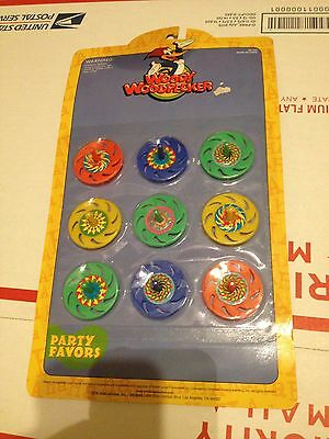 Woody woodpecker - party favors - table spiners