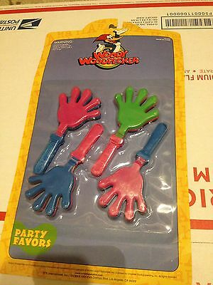 Woody woodpecker - party favors - clappers