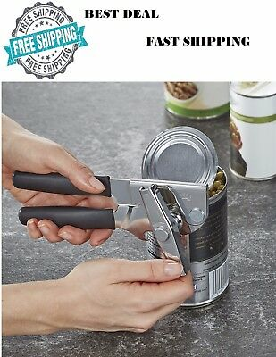 Swing A Way Easy Crank Can Opener Large Commercial Ergonomic Heavy Duty Crank